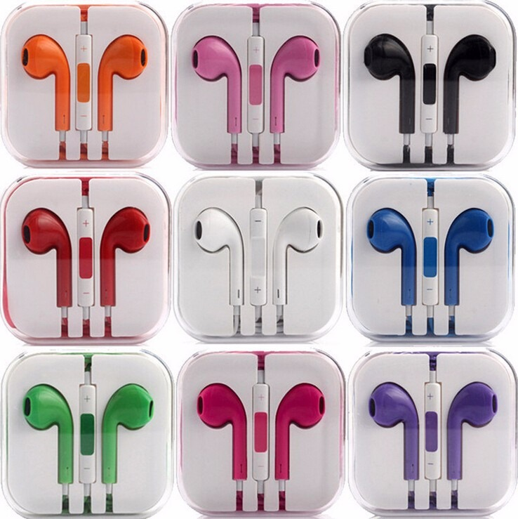 5713207af93 Auriculares Compatible Con Apple Earpods iPhone 5 5c 5s 6 6s - $ 149 ...