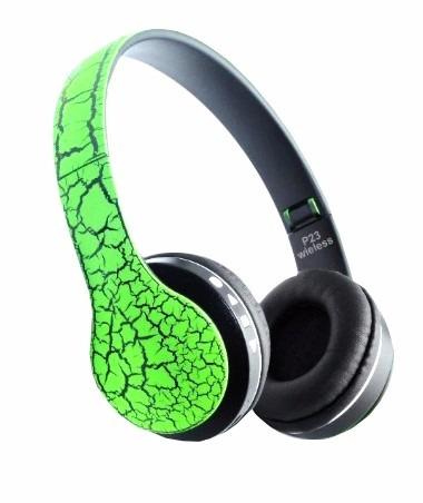 auriculares envolventes bluetooth p23 manos libres micro sd