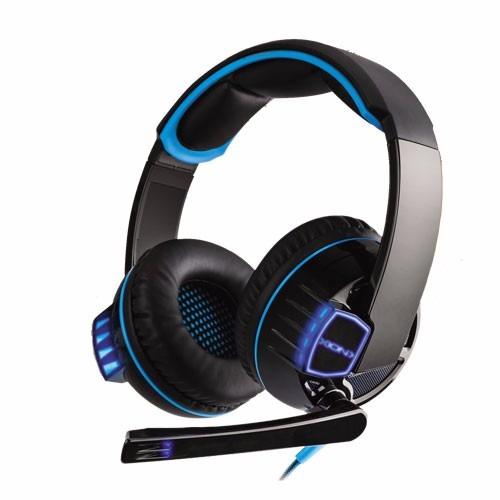auriculares gamers 7.1 xion microfono vibracion  xiaugvib7-1