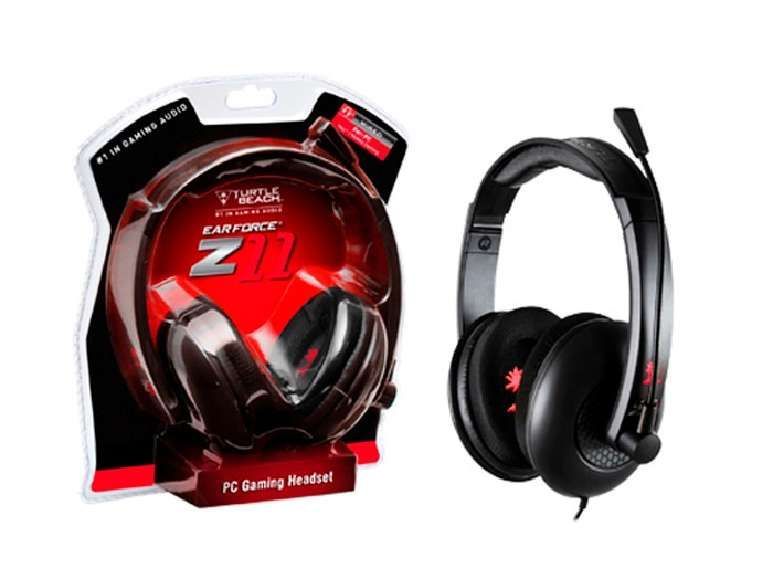 buy popular 51a1b 69567 auriculares gamers turtlebeach ear force z11 netpc