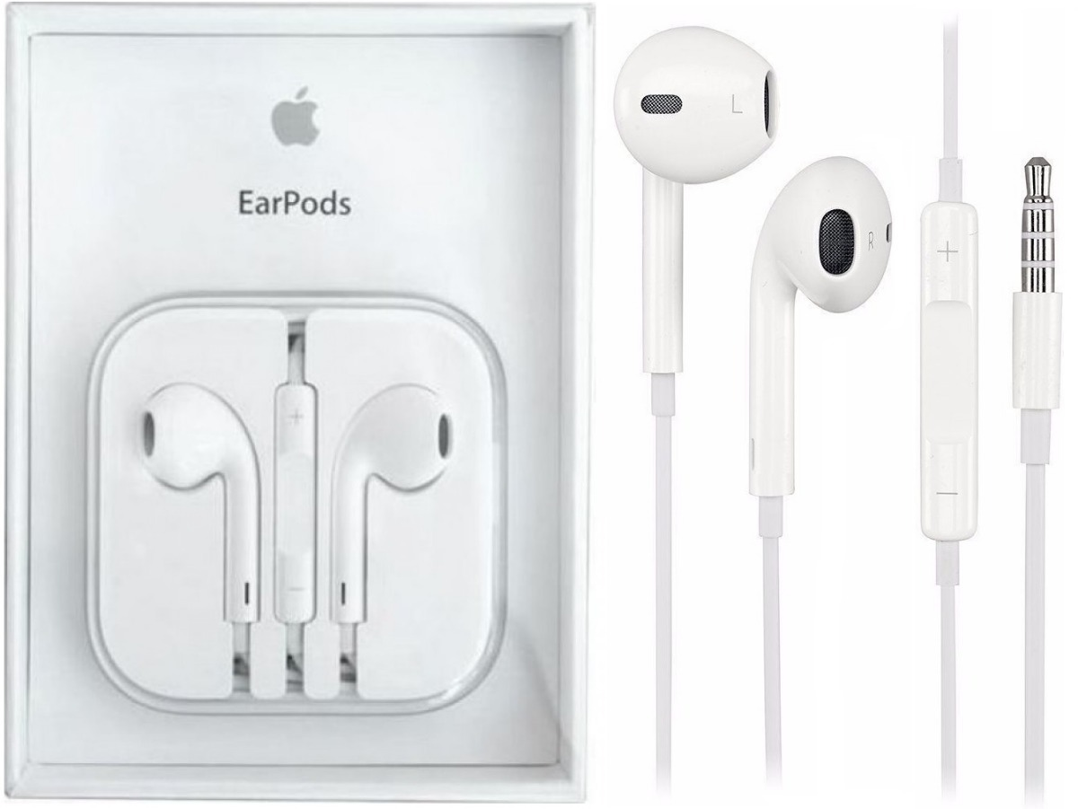 fc4540305dc Auriculares Manos Libres iPhone 3.5 iPhone 5 6 Original - $ 750,00 en  Mercado Libre
