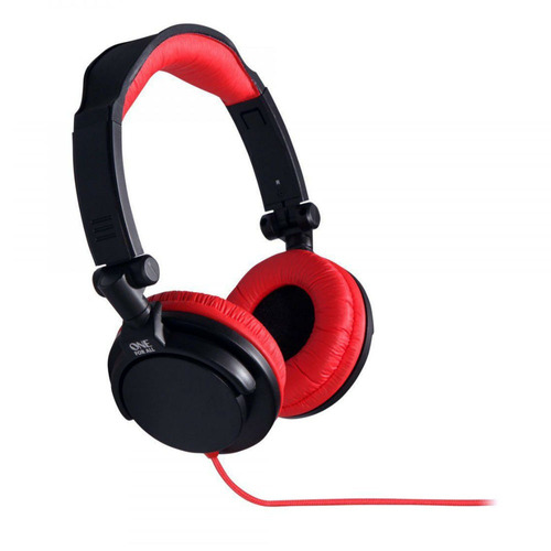 auriculares one for all sv 5610 rojos