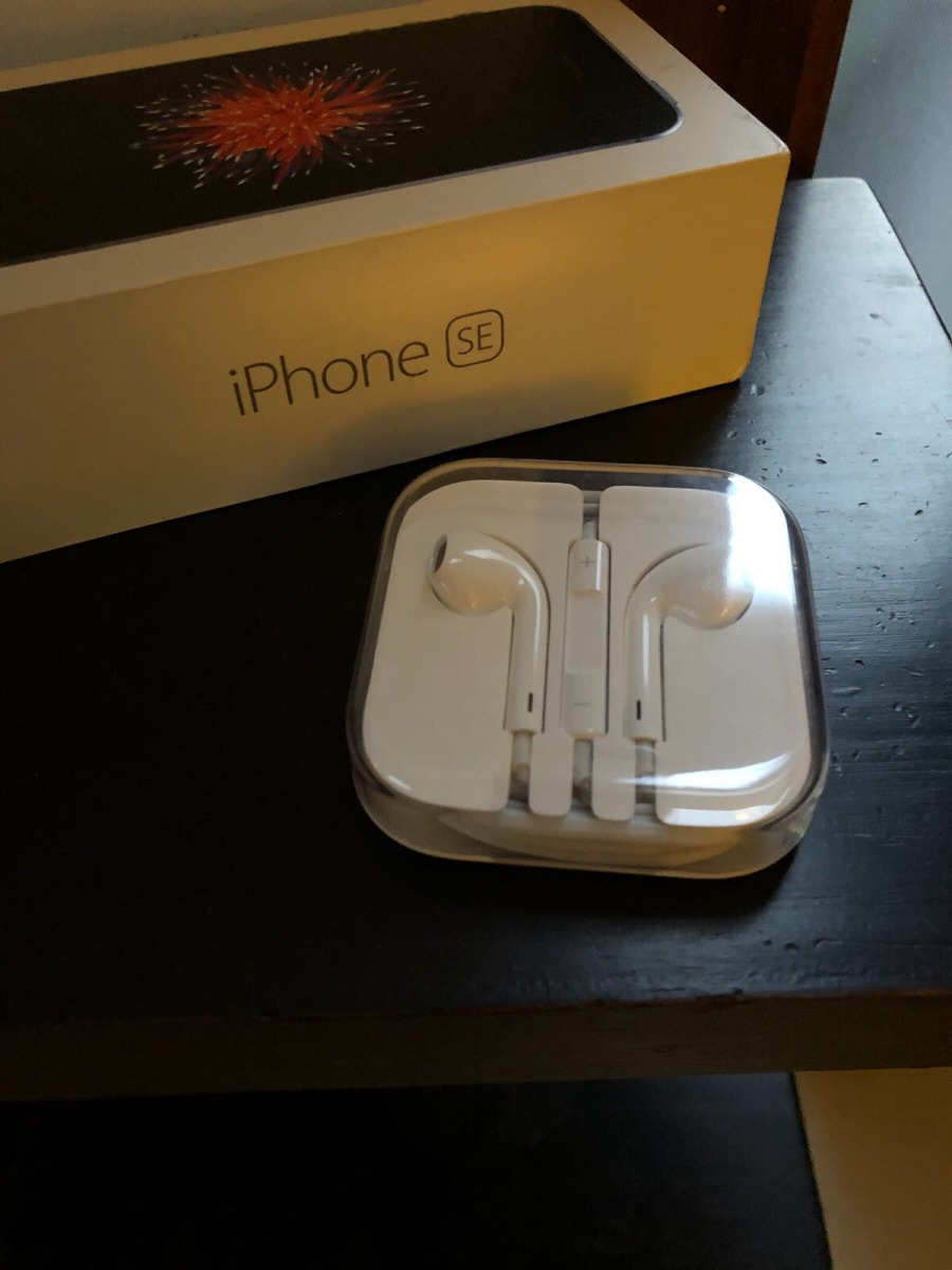 4e95db06d8e Auriculares Originales De iPhone Se - 5s - 6s Plus - $ 580,00 en ...