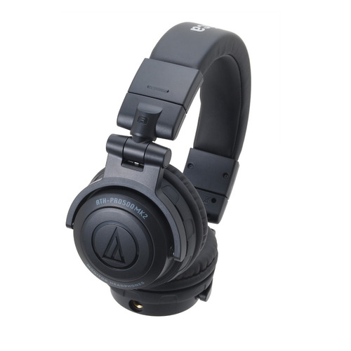 auriculares profesionales para dj audio technica pro500 mk2