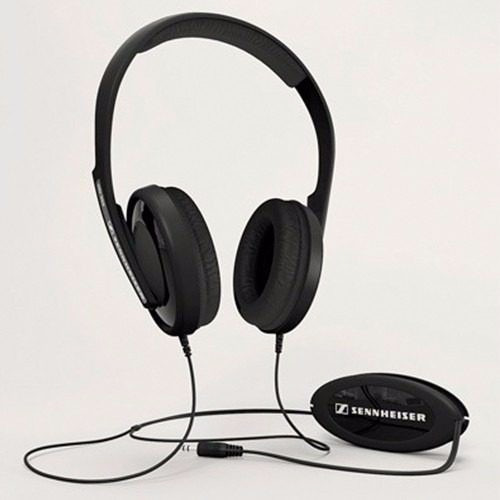 auriculares sennheiser hd 202 high definition ideal ipod mp3