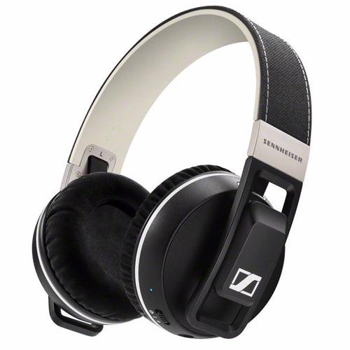 auriculares sennheiser urbanite xl wireless black. open box.