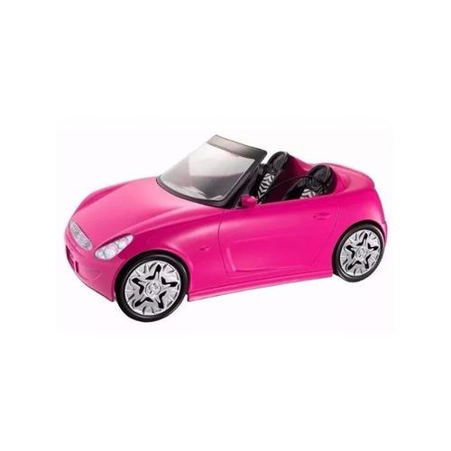 auto barbie original tv con accesorios lelab