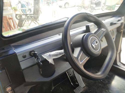 auto / camioneta pickman 100% electrico