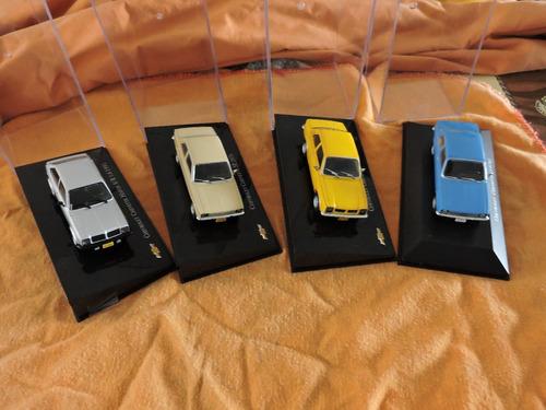 auto chevrolet chevette sl 1976 coleccion. escala 1/43.