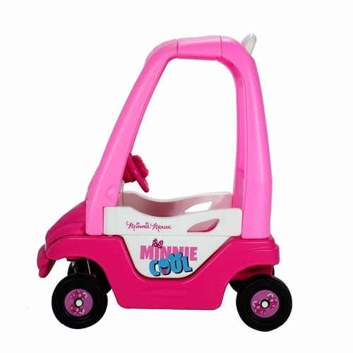 auto de arrastre minnie