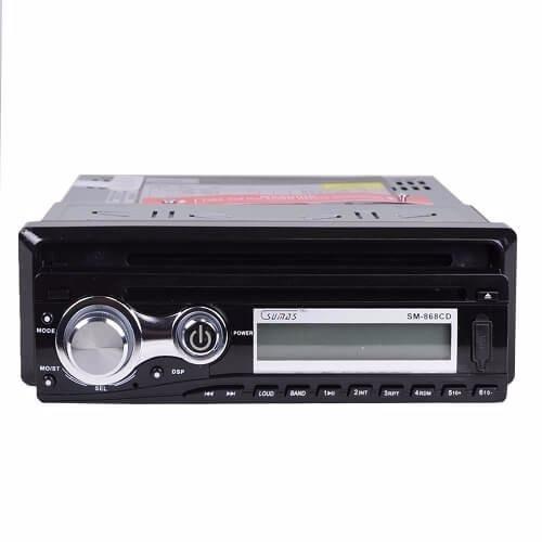 auto mp3 radio para