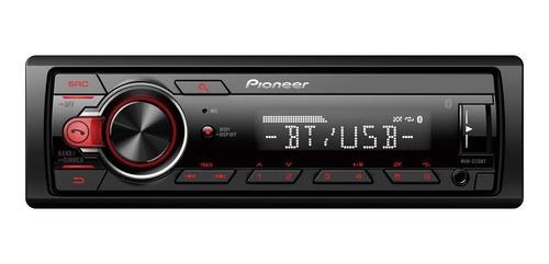auto pioneer radio