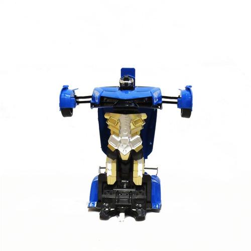 auto transformer a control remoto auto transforma robot hts
