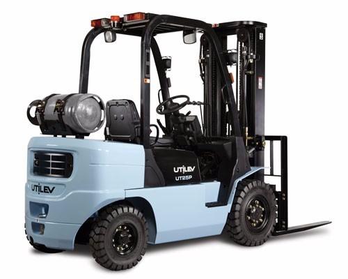 autoelevador chino 0km utilev 2500 kg ut25p