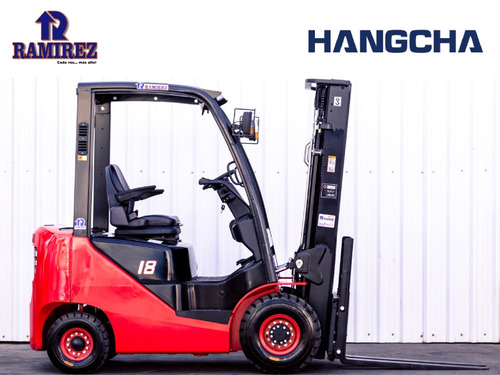 autoelevador, montacarga nuevo hangcha para 1800 kg