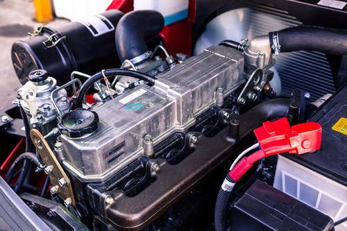 autoelevador montacarga nuevo hangcha para 3500kg