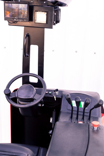 autoelevador,montacarga, retráctil eléctrico nuevo hangcha