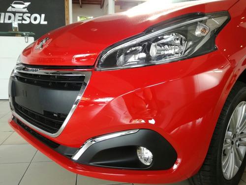 automotora videsol - peugeot 208 1.6 allure 2018