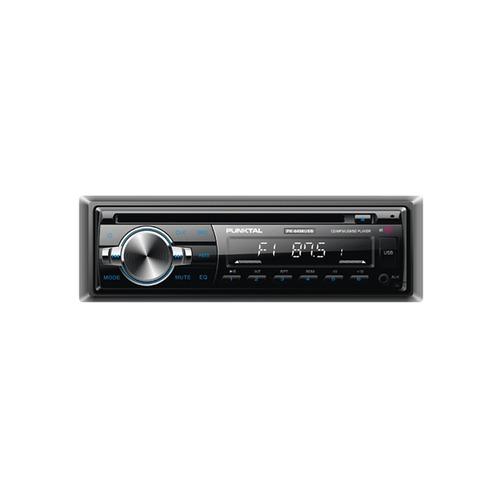 autorradio punktal 40w x 4 cd/usb/sd/radio am/fm pk-6498usb