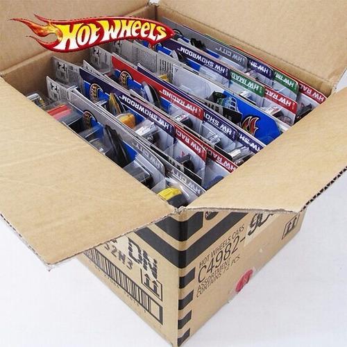 autos coleccion hot wheels caja cerrada de fabrica 2017-2018