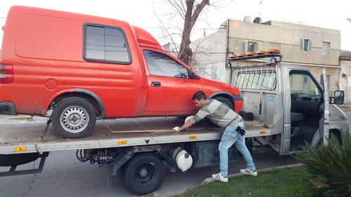 auxilio, guinche y traslado de automoviles a todo el pais