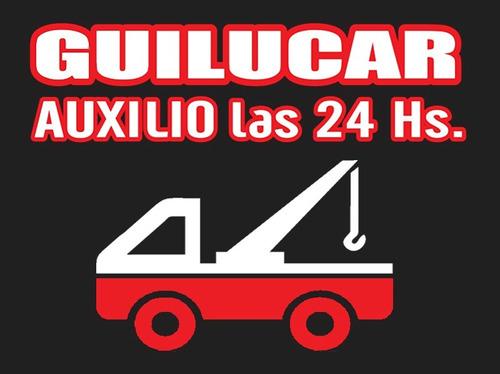 *auxilio mecanico* traslado de vehiculos grua remolque 24hs