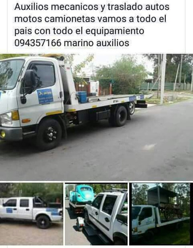 auxilio mecanico y traslados camion grua