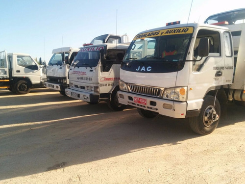 auxilio y traslado de vehículos y maquinaria mtdo e interior