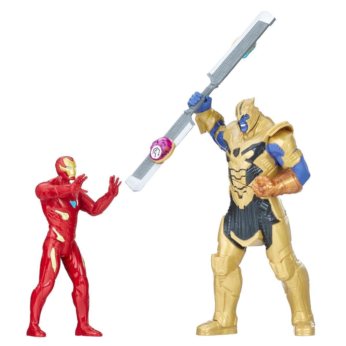 AvengersInfinity Thanos Juguete Iron War Batalla Man Vs 9eWDHE2IYb