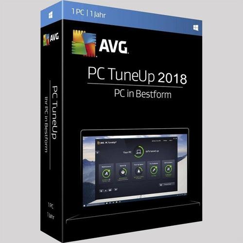 avg pc tuneup 2019 original licencia permanente no caduca