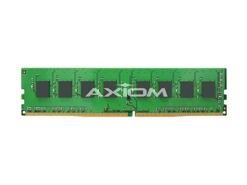 axiom memory solutionlc 4gb ddr4 2133 ecc udimm