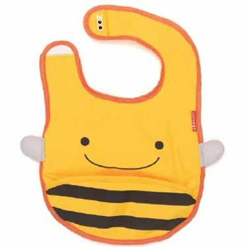 babero para bebe skip hop abeja