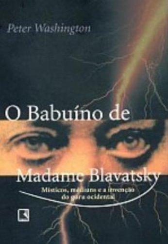 babuino de madame blavatsky o de washington peter
