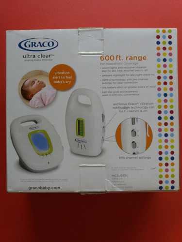 baby call graco