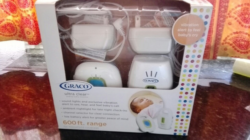 baby call graco ultra clear