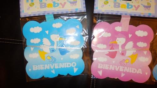 baby showers guirnaldas