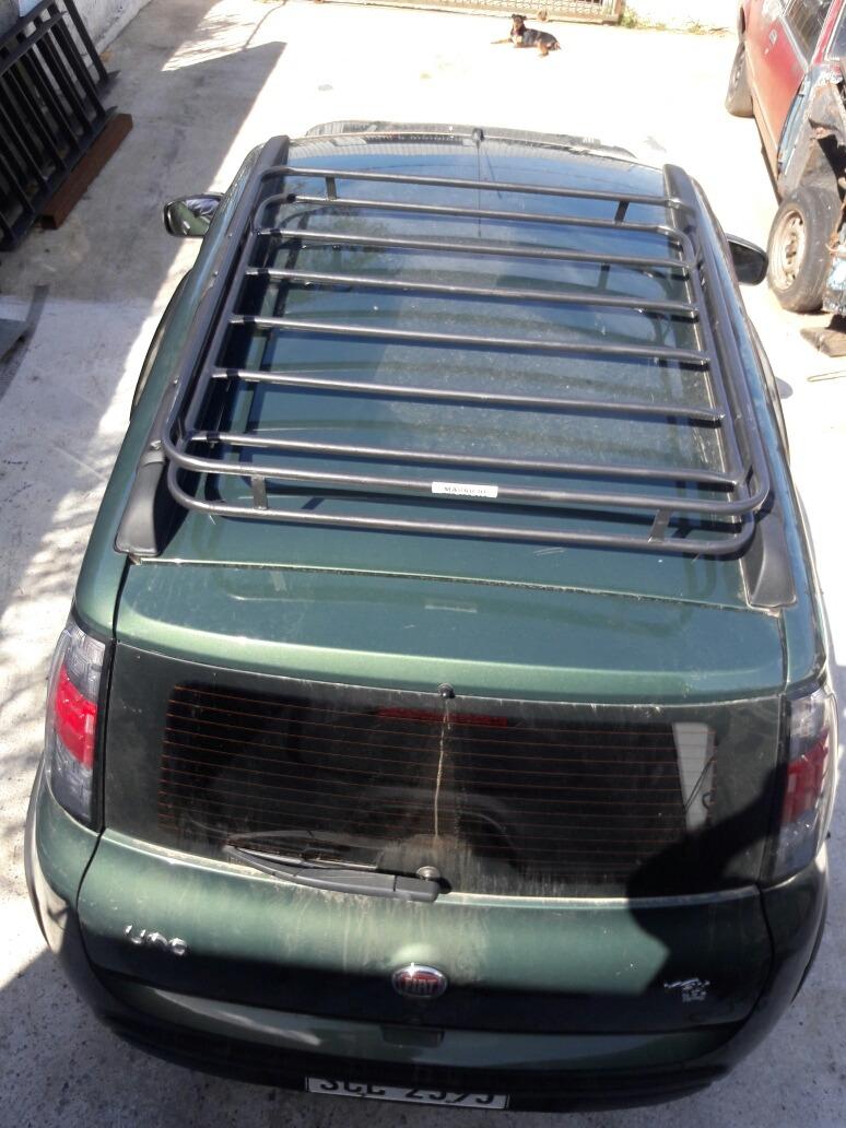 Baca Para Fiat Uno Way  Fabrico Para Autos Y Camionetas