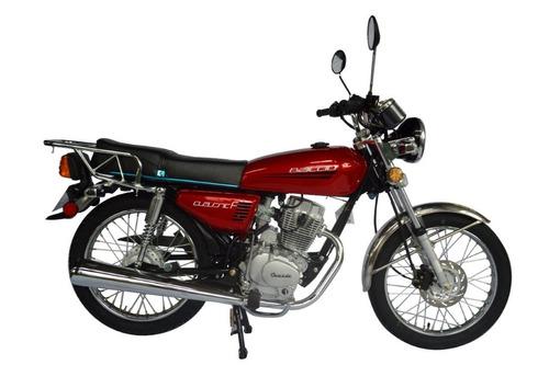baccio classic 125 f cg financiación 36 cuotas delcar motos