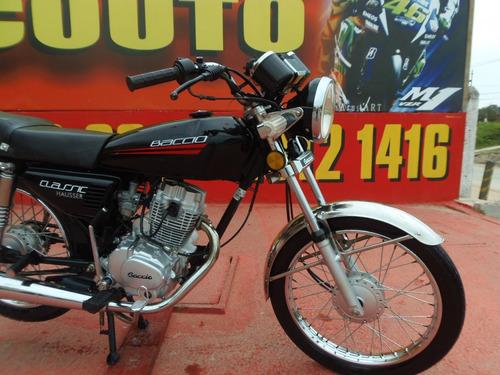 baccio classic 125 zanella sapucai 125 == motos couto ==