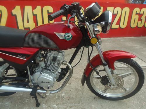 baccio classic 2 125 inpecable ===== motos couto =====