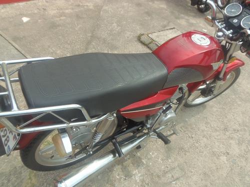 baccio classic 2 125 zanella sapucai otras == motos couto ==