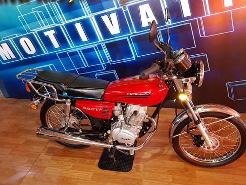baccio classic f 125          ale motosssss cerro
