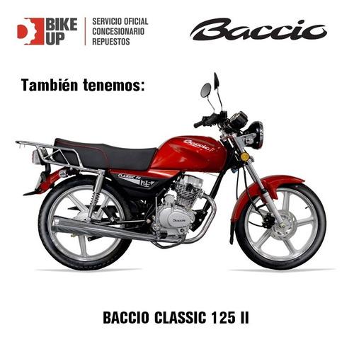 baccio classic - garantia extendida - permutas - 36 cuotas