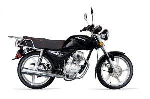 baccio moto calle classic 125 ii 36 cuotas delcar motos