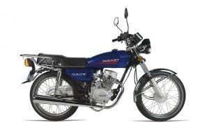 baccio moto cg classic125 36 cuotas delcar motos