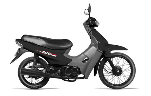 baccio p 110 rayos financiación 36 cuotas delcar motos