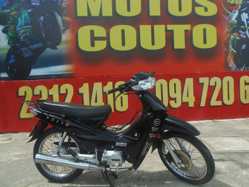 baccio px 110 yumbo c110 winner fair == motos couto ===