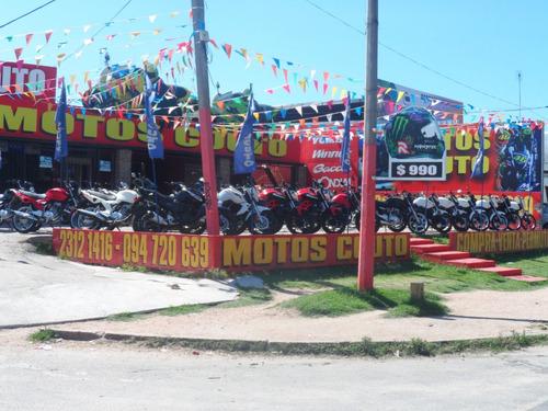 baccio px 110 yumbo c110 zanella zb == motos couto ==