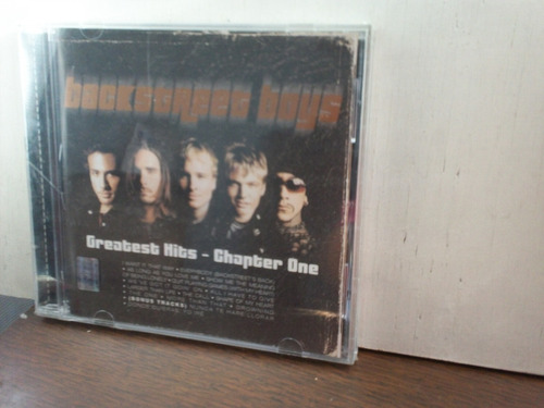 backstreet boys. greatest hits-chapter one. cd.