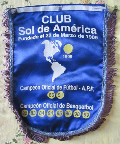 baderin de club sol de america